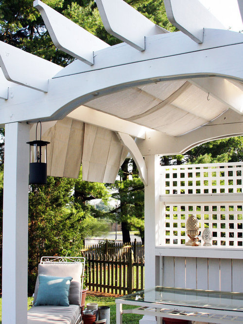 inspiration for an eclectic deck remodel in baltimore