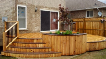 Peterborough curved deck 2013