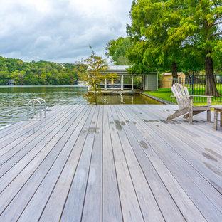 Phillips Ranch Dock (TimberTech)