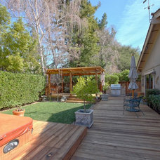 Traditional Deck by Mike Hammill - Silicon Valley Real Estate