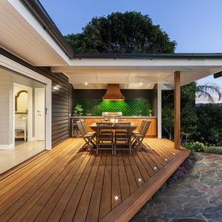 75 Beach Style Deck Design Ideas - Stylish Beach Style Deck ...