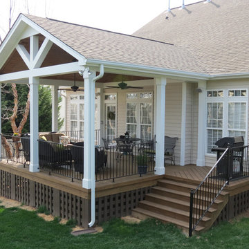 Porch and Deck