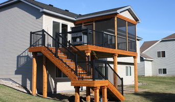 Porch and Deck Project