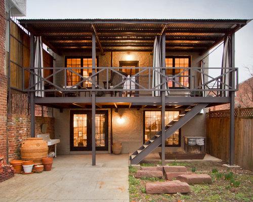 Double Deck Design : Double Deck Home Design Ideas, Renovations & Photos