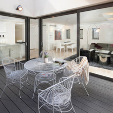 Contemporary Porch by Elad Gonen