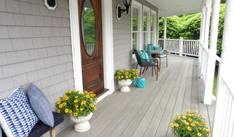 Porches and Decks    The magic of staging outdoor spaces