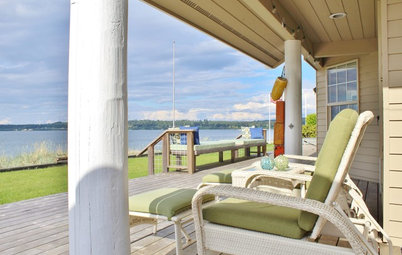 My Houzz: Beachy Tranquillity and Togetherness on Puget Sound