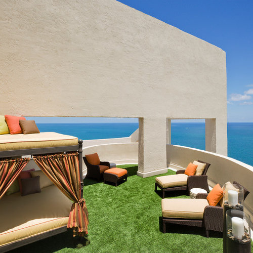 elegant outdoor furniture. tuscan rooftop deck photo in miami elegant outdoor furniture u