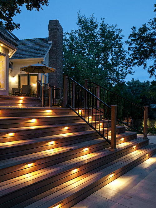 Deck Lighting Ideas Pictures Remodel and Decor