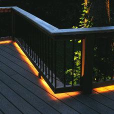 Traditional Deck by Zaretsky and Associates, Inc.