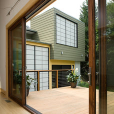 Contemporary Deck by Jim Tetro