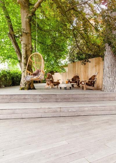 Scandinavian Terrace by Kebony