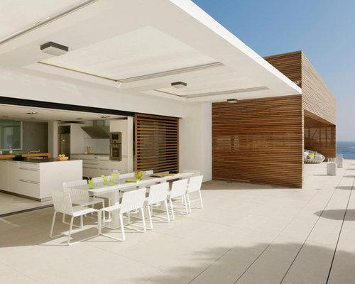 Terrazas con techos de casas home design ideas pictures - Techos para terrazas ...