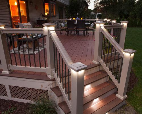Houzz | 50+ Best Craftsman Deck Pictures - Craftsman Deck Design ...