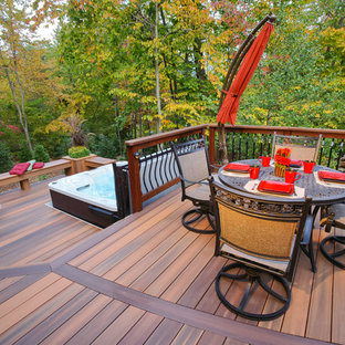 Inspiration For A Timeless Deck Remodel In Dc Metro