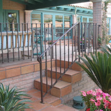 Traditional Deck by Grizzly Iron, Inc