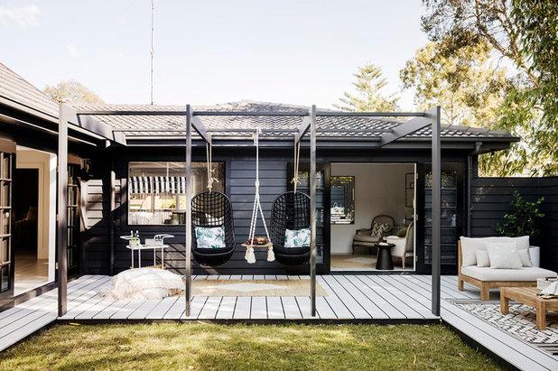 Современный Терраса by Monier Roofing