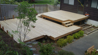 Recent Decks, Sheds and Trellises