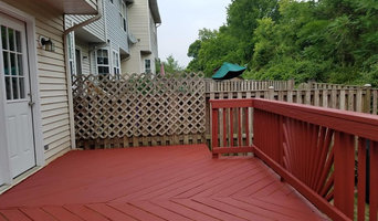 Reface existing decking