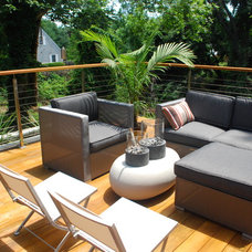 Contemporary Deck by Thomas Massaro