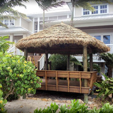 Tropical Deck by The Tiki Hut Company