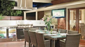 Residential Alfresco Dining Area