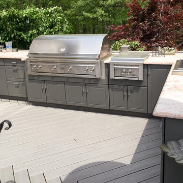 Residential  outdoor spaces