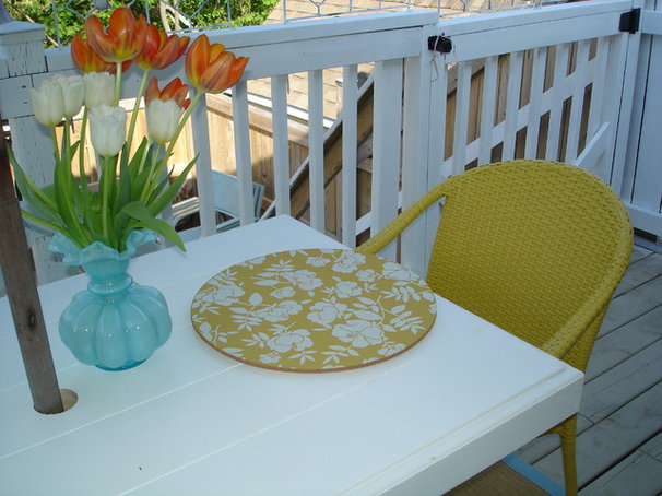 Traditional Deck by Restyled Home