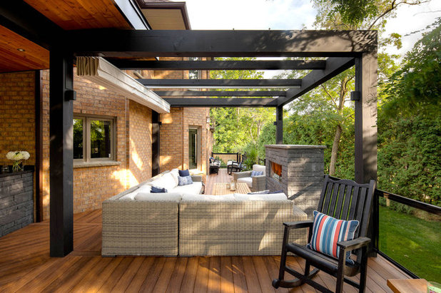 Transitional Terrace by ShadeFX
