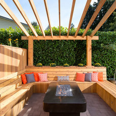 Transitional Deck by Sarah Gallop Design Inc.