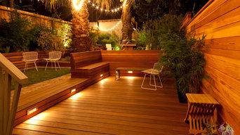 Rhode Island Garden
