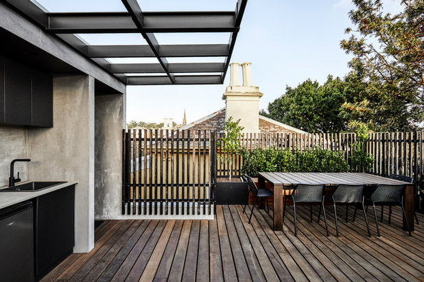 Contemporaneo Terrazza by Robert Nichol and sons
