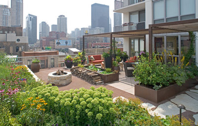 Create a Lush Rooftop Terrace With These 9 Design Tricks