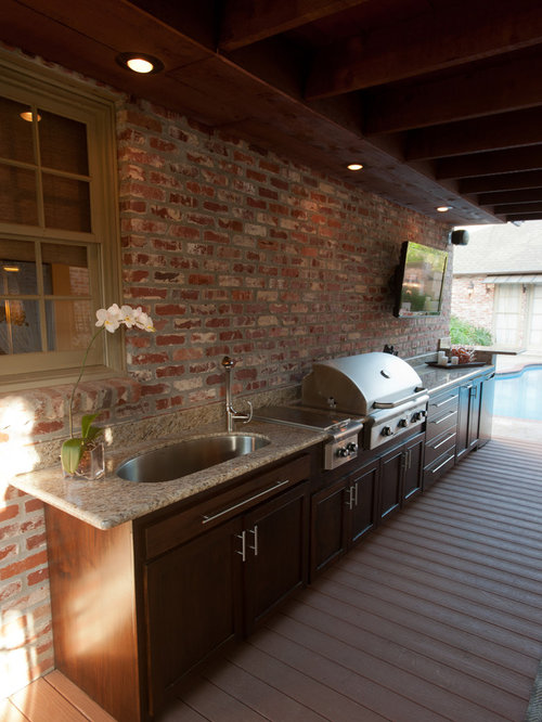 River Ranch Outdoor Kitchen