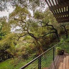 Modern Deck by Dennis Mayer, Photographer