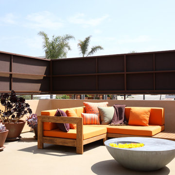 Roof Deck Sectional
