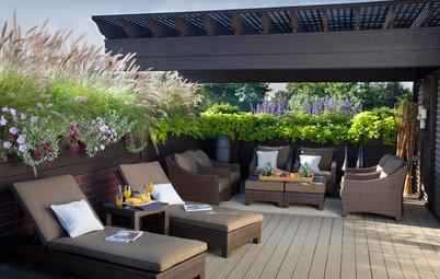 Garden Ideas: 10 Clever Alfresco Ideas for Urban Dwellers