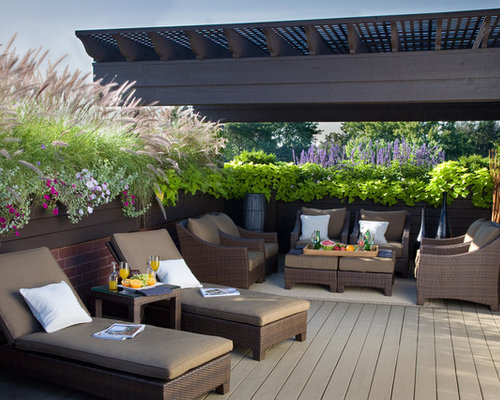 Rooftop Deck Design Ideas, Remodels & Photos