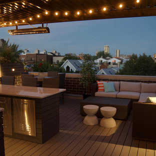 Rooftop Deck – Lakeview, Chicago