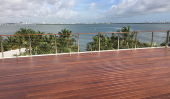 Rooftop Deck overlooking Miami Waterway