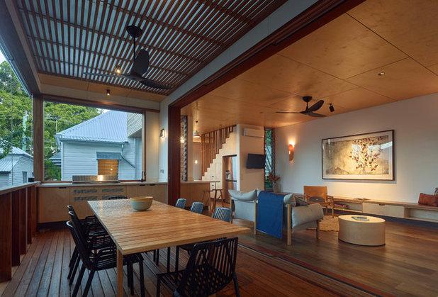 Contemporary Deck by Arcke Pty Ltd