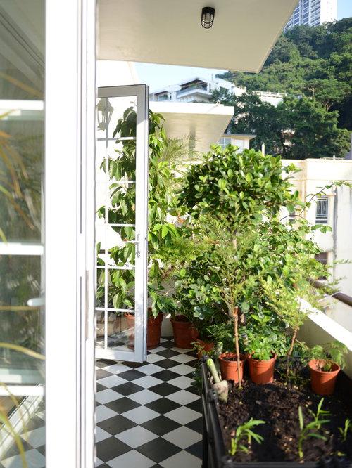 Фрукты и овощи на лоджии или балконе мой дом.