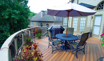 Roswell Outdoor Living Area