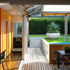 Modern Porch by Scott Weston Architecture Design PL
