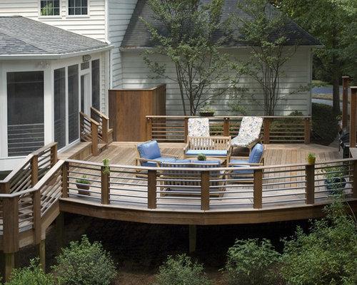 Deck Railing   Houzz