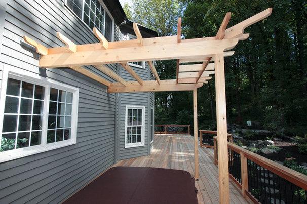 Rustic Deck Rustic Deck