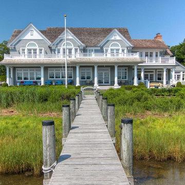 Sag Harbor, NY - Waterfront Residence