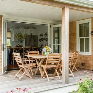 Sandy House- Deck