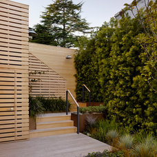 Deck by Scott Lewis Landscape Architecture
