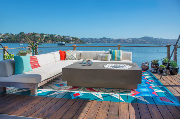 Eclectic Deck by LOCZIdesign